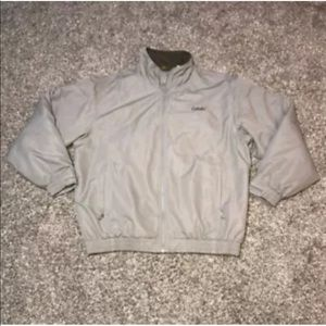 Cabelas Tanish Zip-up Fleece Lined Jacket 2XL Tall